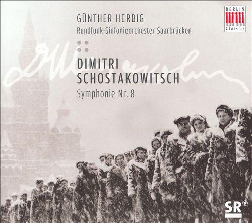Schostakovich: Symphonie No. 8