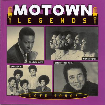 Motown Legends: Love Songs