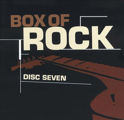 Box of Rock [Disc 7]