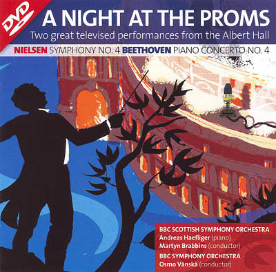 A Night at the Proms [DVD Video]