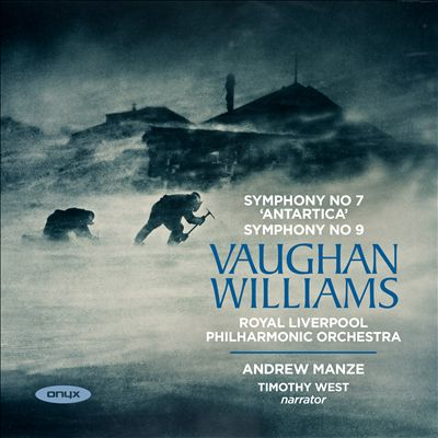 "Vaughan Williams: Symphony No. 7 ""Antartica""; Symphony No. 9 in E minor"