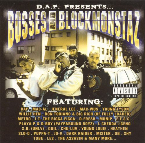Bosses and Blockmonstaz