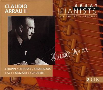 Claudio Arrau 3