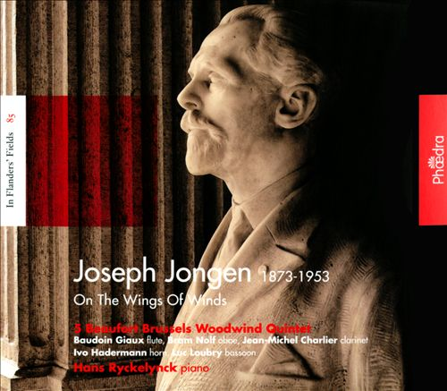 In Flanders' Fields, Vol. 85: Joseph Jongen - On the Wings of Winds