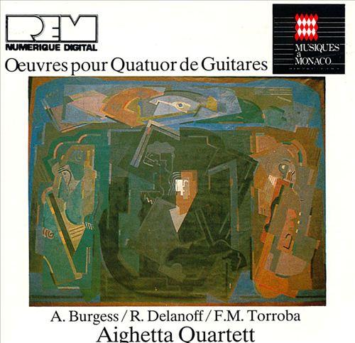 Works for Guitar Quartet
