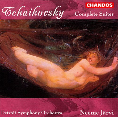 Tchaikovsky: Complete Suites