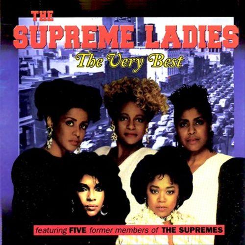 Very Best of the Supreme Ladies