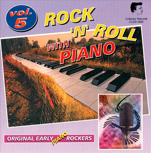 Rock 'N Roll with Piano, Vol. 5