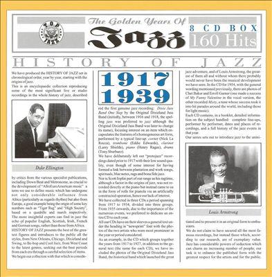 Golden Years of Jazz 1917-1939