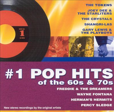 #1 Pop Hits of the 60s & 70s [Red]
