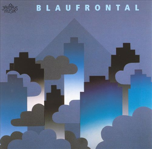 Blaufrontal