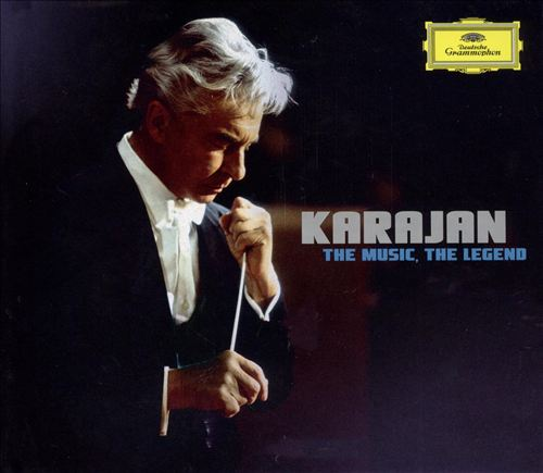 Karajan: The Music, The Legend [CD + DVD]
