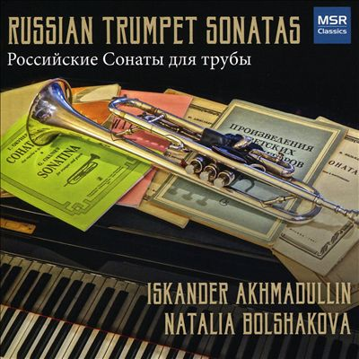 Russian Trumpet Sonatas