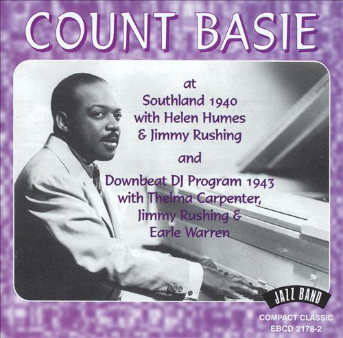 Count Basie at Southland 1940