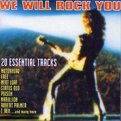 We Will Rock You [Crimson]
