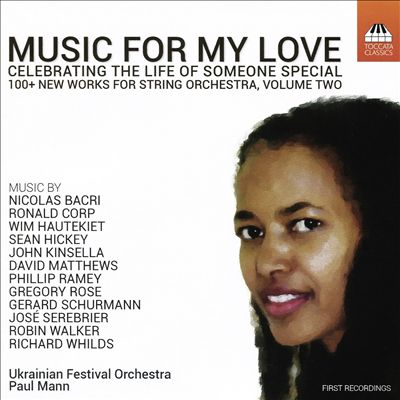 Music for My Love: Celebrating the Life of a Special Woman, Vol. 2