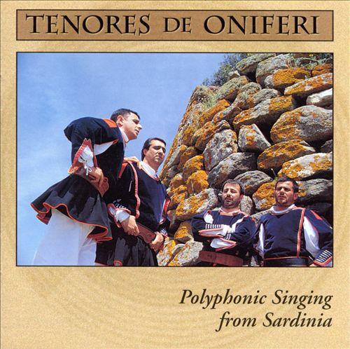 Polyphonic Singing from Sardinia
