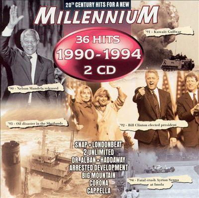 36 Hits: 1990-1994