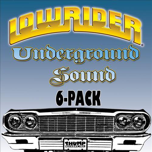 Lowrider Underground Sound 6-Pack