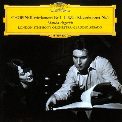 Chopin: Klavierkonzert Nr. 1; Liszt: Klavierkonzert Nr. 1