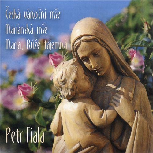 Ceská vánocní mse Mariánská mse Maria, Ruze tajemná