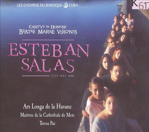 Salas: Cantus in Honore Beatae Mariae Virginis