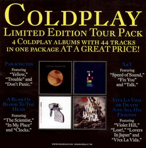 Limited Edition Tour Pack