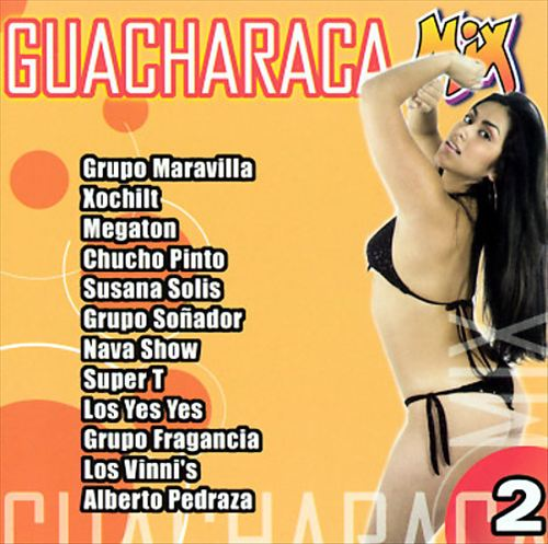 Guacharaca Mix, Vol. 2