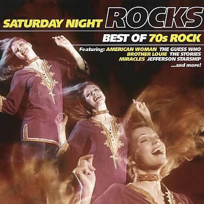 Saturday Night Rocks