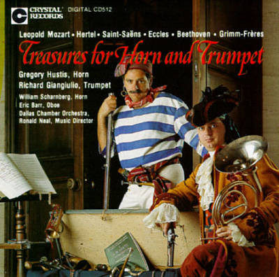 Treasures for Horn and Trumpet