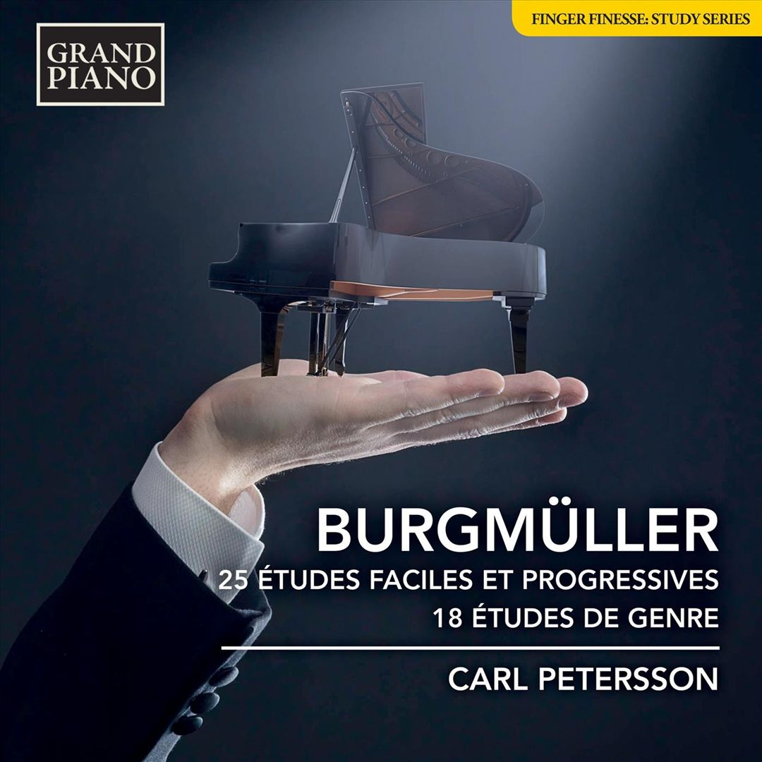 Burgmüller: 25 Études Faciles et Progressives; 18 Études de Genre