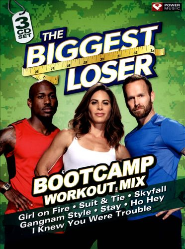 The Biggest Loser: Bootcamp Workout Mix