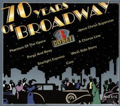 70 Years of Broadway