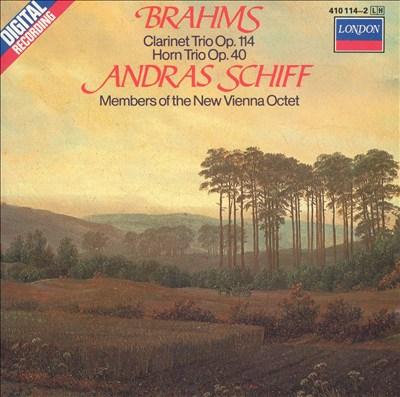 Brahms: Clarinet Trio Op. 114; Horn Trio Op. 40