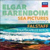 Elgar: Sea Pictures; Falstaff
