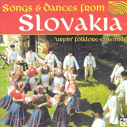 Songs & Dances from Slovakia