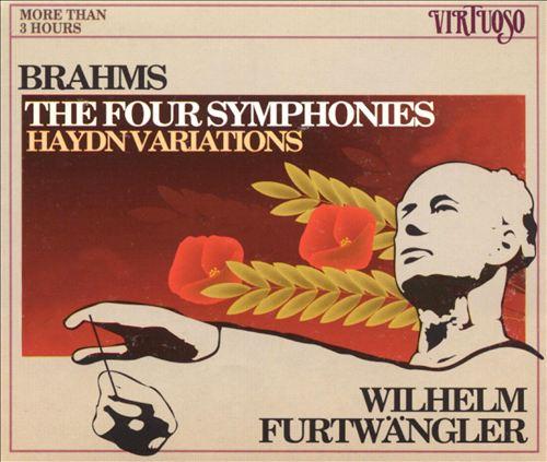 Brahms: The Four Symphonies; Haydn Variations