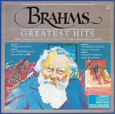 Brahms: Greatest Hits