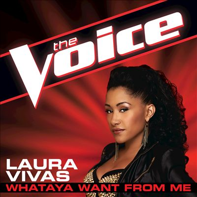 Whataya Want From Me [The Voice Performance]