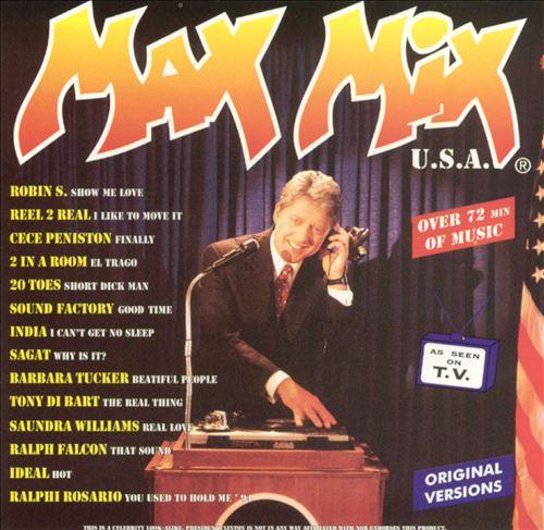 Max Mix U.S.A.