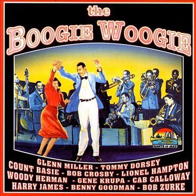 Boogie Woogie-Rockin' Roots Tracks