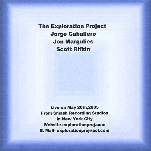 The Exploration Project: Live