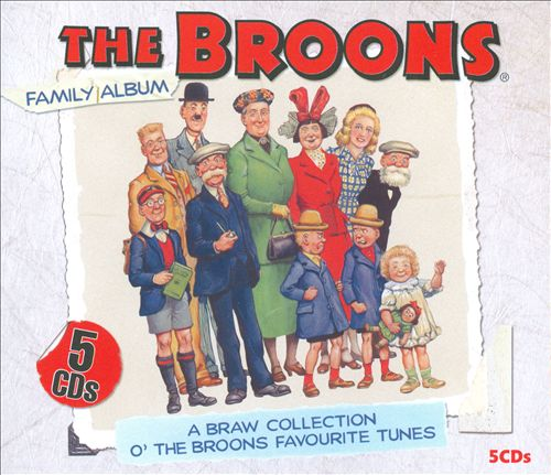 The Broons Family Album