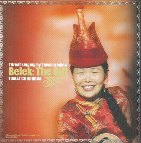 Throat Singing By Tuvan Woman: Belek the Gift