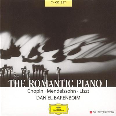 The Romantic Piano, Vol. 1