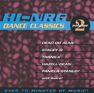HI-NRG Dance Classics, Vol. 2