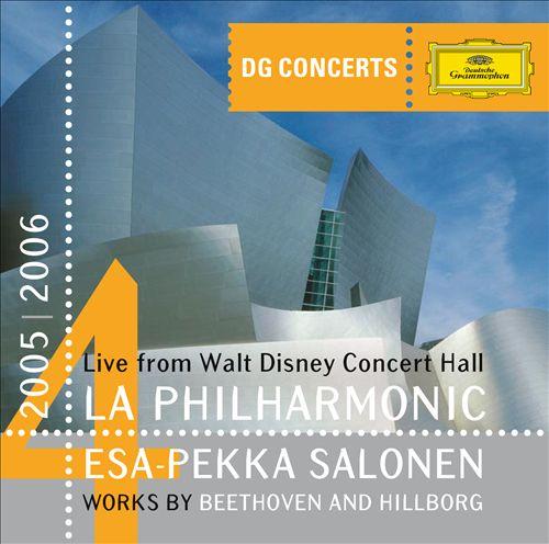 Beethoven: Symphonies Nos. 7 & 8; Hillborg: Eleven Gates
