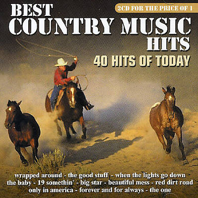 Best Country Music Hits: 40 Hits of Today