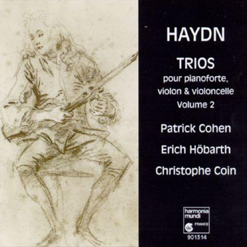 Joseph Haydn: Trios, Volume 2