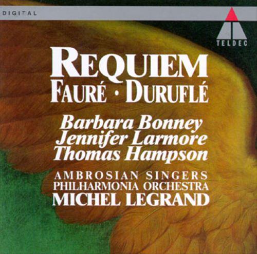 Fauré: Requiem, Op. 48; Duruflé: Requiem, Op. 9